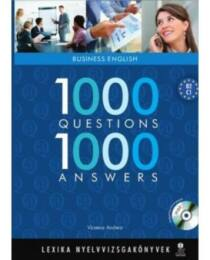 1000 Questions 1000 Answers -Business +Mp3*Bővített 2. kiadás