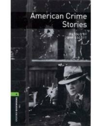 American Crime Stories - Level 6 (középfok feletti szinten) - CD Pack