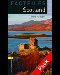 Scotland (Factfiles) - Level 1 (kezdő szint/400 szó) - Mp3 Pack