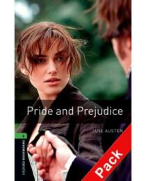 Jane Austen: Pride and Prejudice (Level 6) - CD Pack