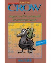 Crow Nature - angol nyelvű szótanuló keresztrejtvény