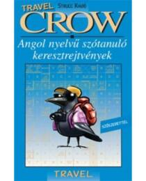 Crow Travel - angol nyelvű szótanuló keresztrejtvény