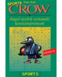 Crow Sports - angol nyelvű szótanuló keresztrejtvény