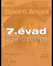 7.évad (2015.október - 2016.szeptember)