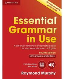 Essential Grammar In Use Book +Answers+Interactive Ebook 4Th
