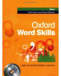 Oxford Word Skills - Basic (könyv+CD Rom)