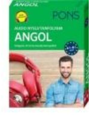 Pons Audio Nyelvtanfolyam - Angol +2 Audio Cd