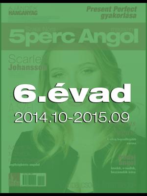 6.évad (2014.10.-2015.09)
