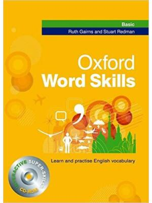 Oxford Word Skills - Basic (könyv+CD Rom)