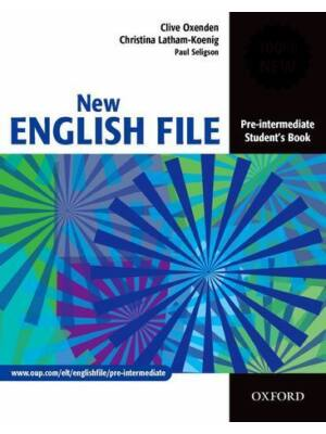 New English File Pre-Int SB