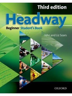 New Headway Beginner 4. kiadás - Diák könyv