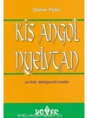 Kis Angol Nyelvtan *Javított Kiadás