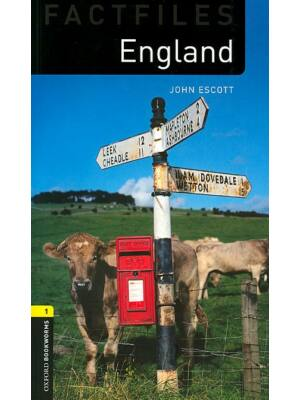 John Escott: England - Level 1 (kezdő szinten) - CD Pack