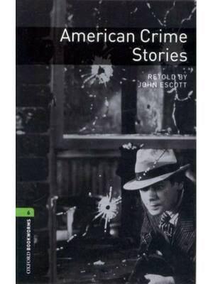American Crime Stories - Level 6 (középfok feletti szinten) - CD Pack