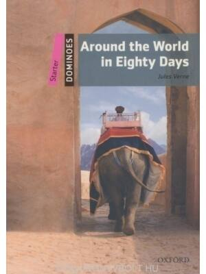 Around The World In Eighty Days MP3 Pk (kezdő szint)