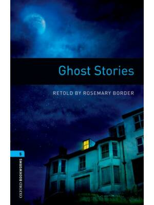 Ghost Stories - Obw Library 5 Audio Cd Pack 3E*