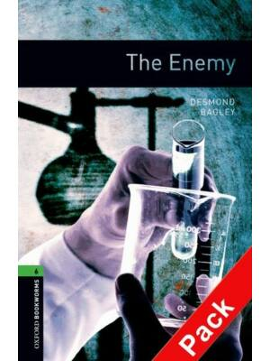 Bagley Desmond: The Enemy (Level 6) CD Pack
