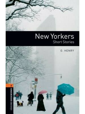New Yorkers - Short Stories (Level 2 - 700 szó)  CD Pack