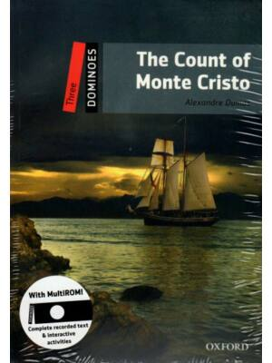 The Count Of Monte Cristo (Level 3 - 1000 szó) Cd Pack