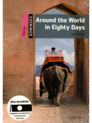 Around The World In Eighty Days Cd Pack (kezdő szint)