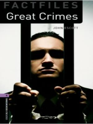 Great Crimes (Level 4 - 1400 szó) CD Pack