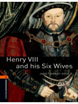 Henry VIII and his Six Wives (Level 2 - 700 szó) CD Pack