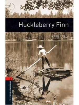 Mark Twain: Huckleberry Finn (Obw Library) - (Level 2/700 szó) - CD Pack