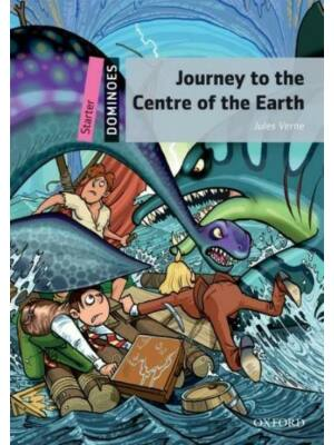 J.Verne: Journey to the centre of the Earth - Starter (kezdő szint) - CD Pack
