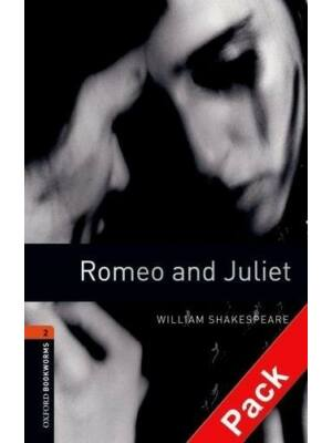 Shakespeare: Romeo and Juliet Level 2 (gyenge középhaladó szint) – CD Pack