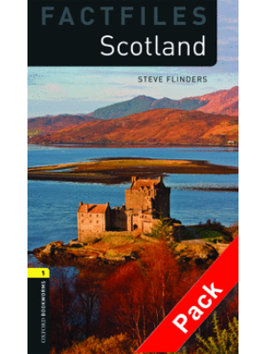 Scotland (Factfiles) - Level 1 (kezdő szint/400 szó) - CD Pack