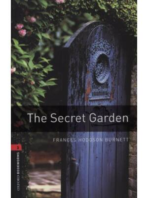 Frances Hodgson Burnett: The Secret Garden (Owb Library) - (Level 3/1000 szó) - CD Pack