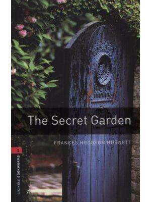 Frances Hodgson Burnett: The Secret Garden (Owb Library) - (Level 3/1000 szó) - CD Pack