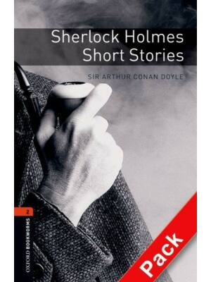Sherlock Holmes Short Stories - Level 2 (gyenge középhaladó) - CD Pack