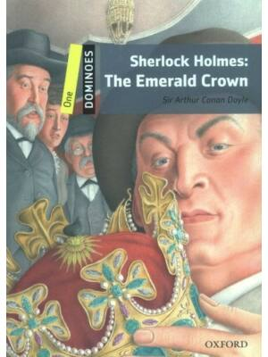 Doyle: Sherlock Holmes and the Emerald Crown - Level 1 (kezdő szint) - CD Pack