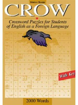 Crow 3 - 2000 szóval angol nyelvű szótanuló keresztrejtvény