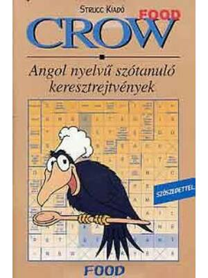 Crow Food - angol nyelvű szótanuló keresztrejtvény