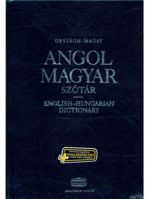 Országh László, Magay Tamás Angol-magyar klasszikus nagyszótár + NET