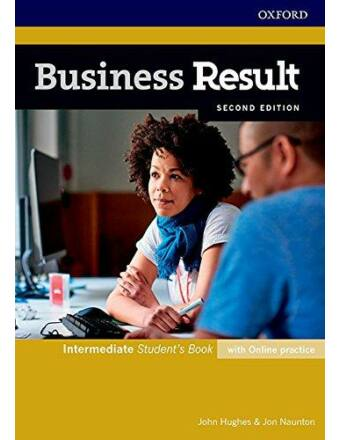 Business Result 2E Intermediate SB+Online Practice Pack *