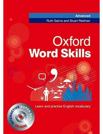 Oxford Word Skills - Advanced (könyv+CD Rom)