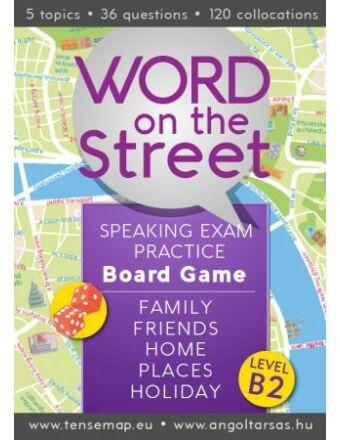Word on the Street társasjáték