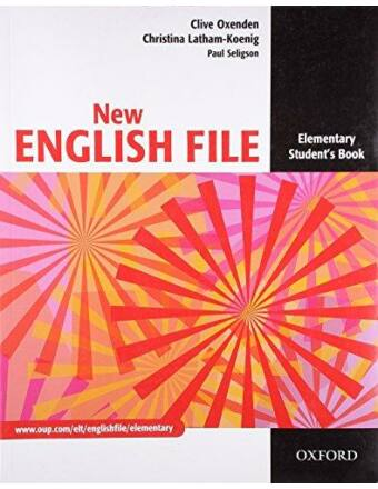 New English File Elementary SB