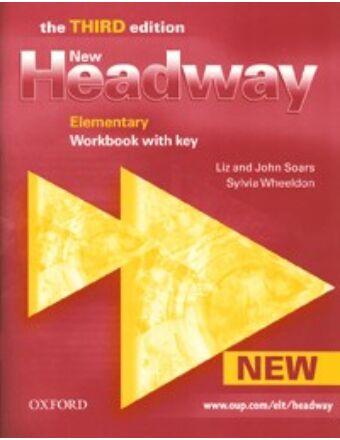 New Headway Elementary 3.kiadés.