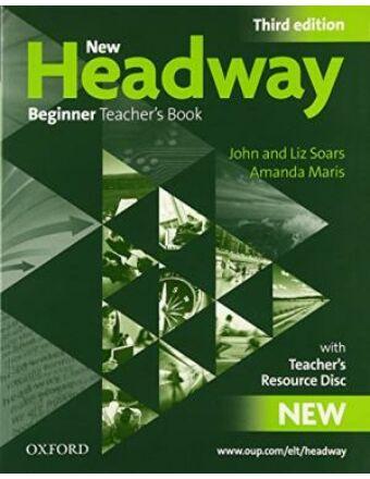 New Headway Beginner 3Rd Ed. Tanári könyv