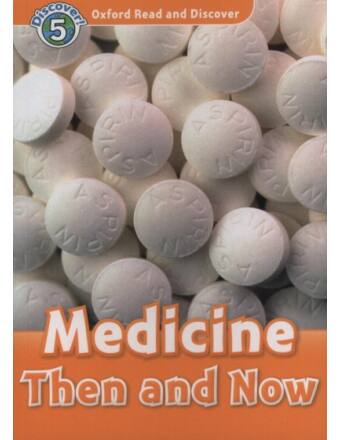 Medicine Then and Now Audio Cd Pack