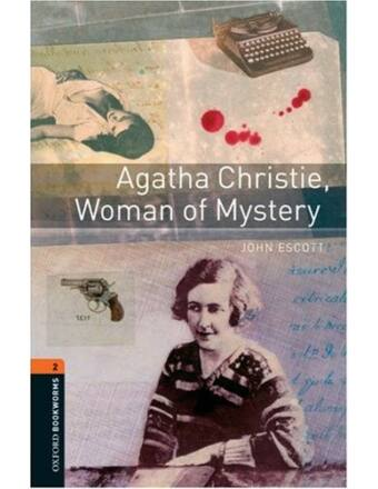 Agatha Christie, Woman of Mystery - Level 2 (gyenge középhaladó) - CD Pack