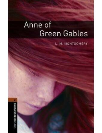 L.M. Montgomery: Anne of Green Gables (Owb Library) - (Level 2/700 szó) - CD Pack