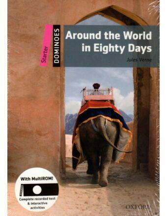 Around The World In Eighty Days Cd Pack (kezdő szint)
