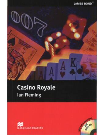 Ian Fleming: Casino Royale (Pre-Intermediate) CD Pack