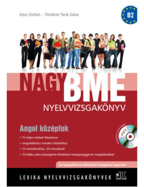 BME nyelvvizsgakönyv