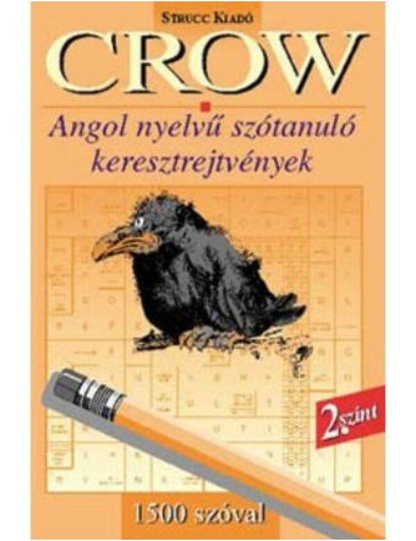 Crow 2 -  angol nyelvű szótanuló keresztrejtvény 1500 szóval